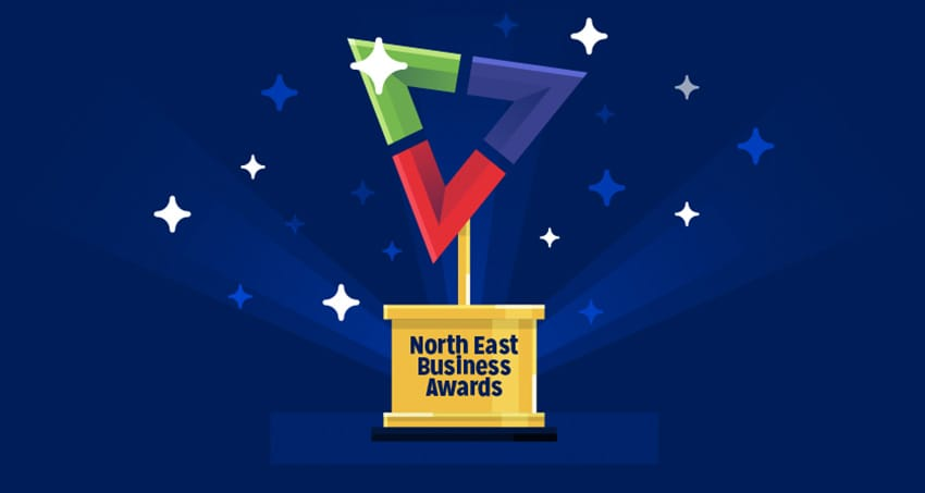 We've been shortlisted for the North East Business Awards!