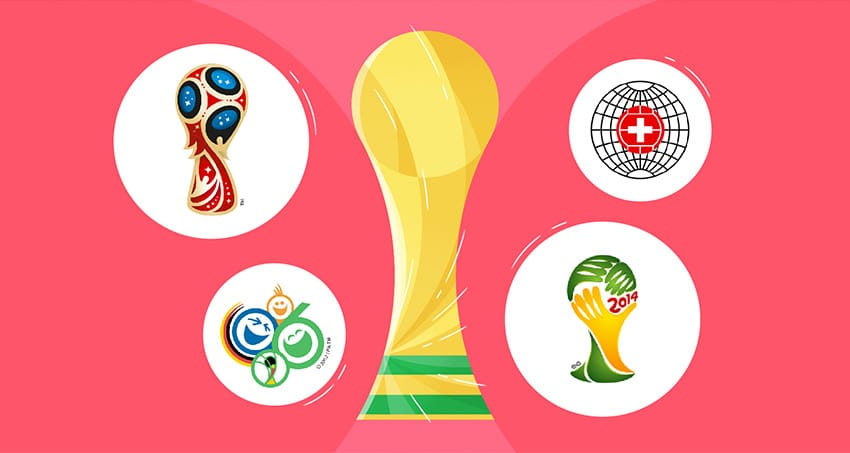 The Best and Worst World Cup Logos