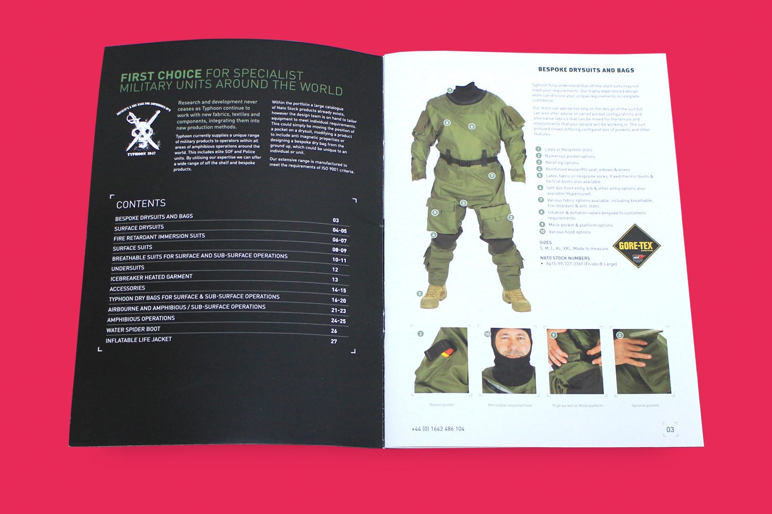 Typhoon catalog